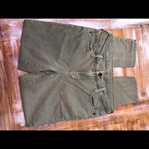 Old Navy khaki jeans